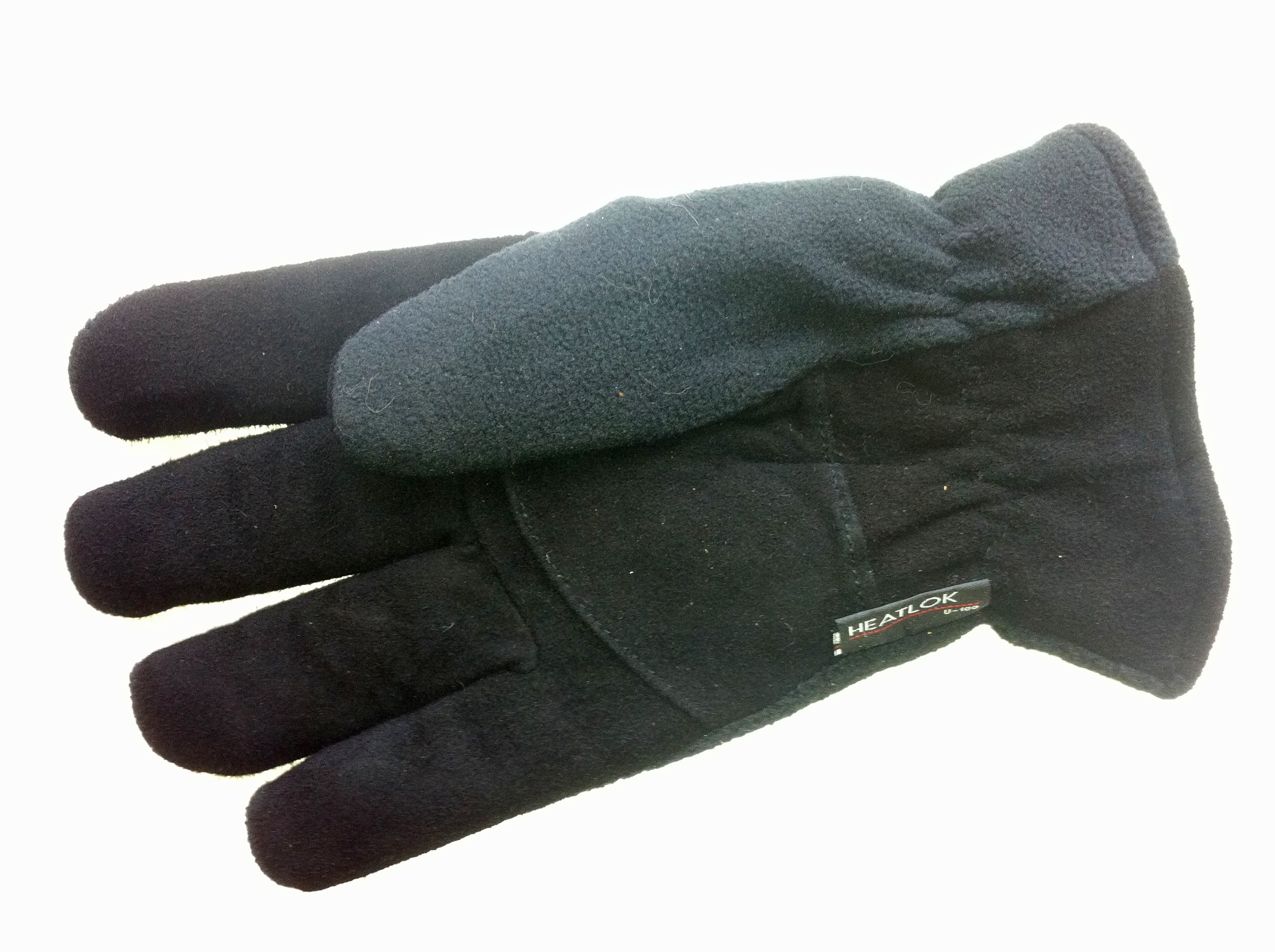 Mens fleece gloves xxl - 4205